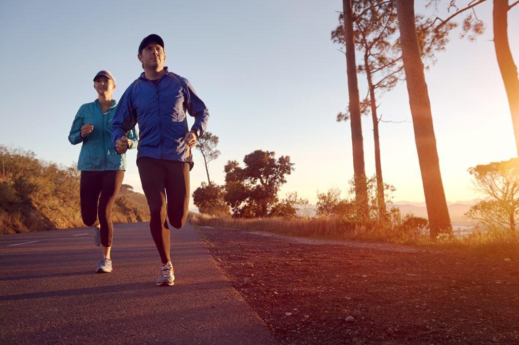 Kiedy biegać? Rano, czy wieczorem?