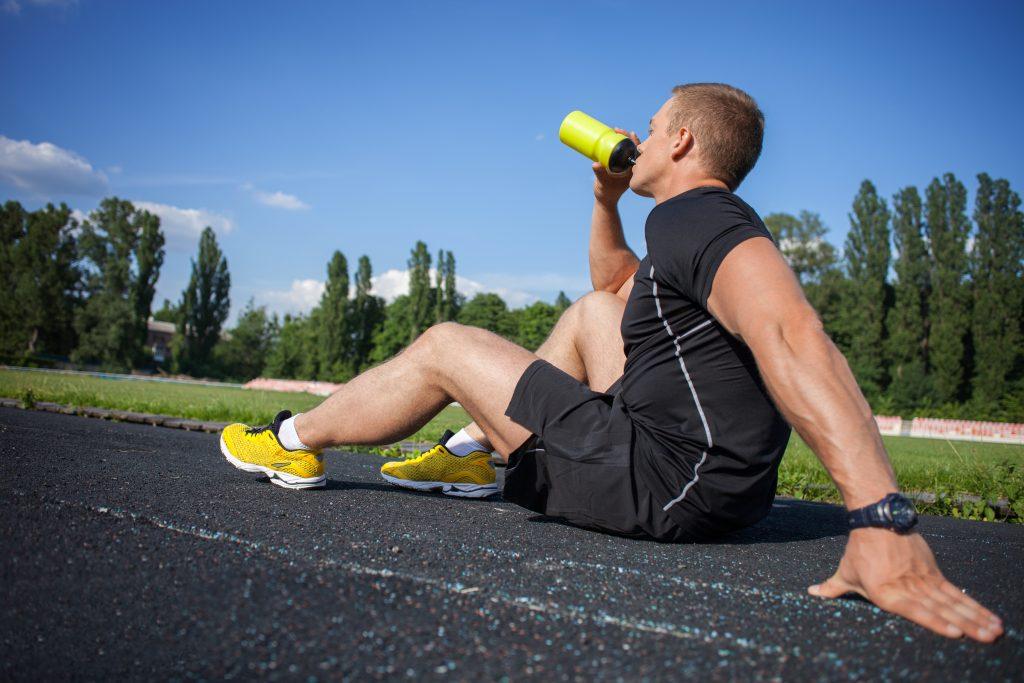 Co pić podczas treningu aby schudnąć